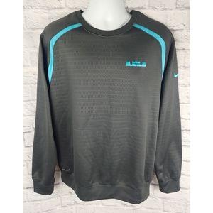 Nike Therma-Fit Lebron James Crew Neck Sweatshirt